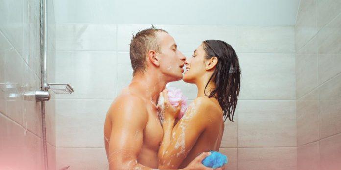 Hygiene vor dem Sex