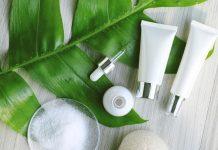 Kosmetika mit Warzenviren